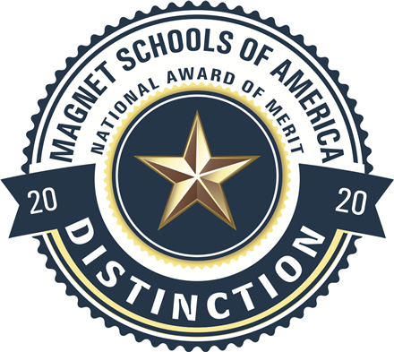 BCMAR wins a national merit award and named National Magnet School of Distinction by Magnet Schools