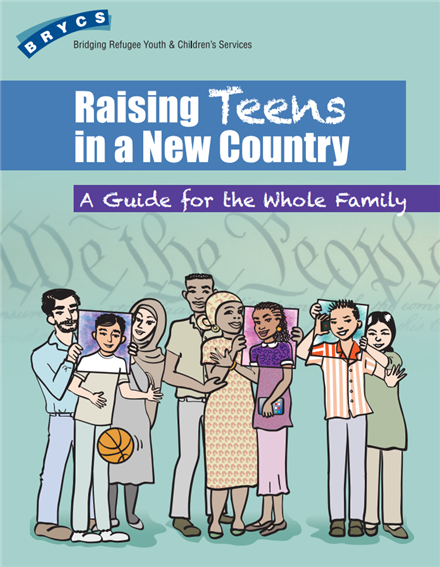 Raising Teens in a New Country