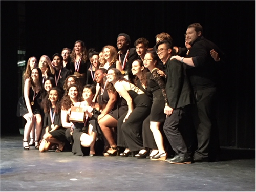 Carnegie Vanguard HS advances to the State UIL One Act Play