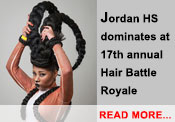 Jordan HS Hair Battle Royale
