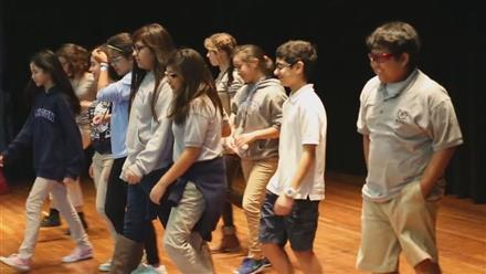Hamilton Middle School featured in the Arts Access Initiative in Houston ISD video