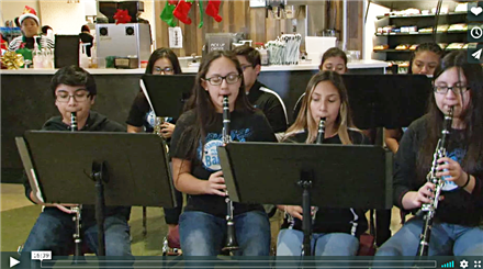 Fine Arts Friday - Hamilton MS Band