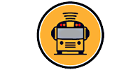 "Know where the HISD School Bus is at all times by using the ""Here Comes The Bus"" website and download the app"
