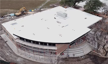 Tour the New Scarborough High School Additions