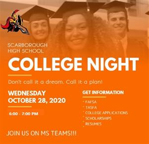 college night102820