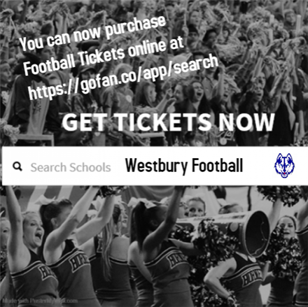 Buy Westbury Football Tickets Online