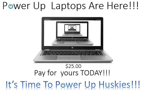 Power Up Laptops Are Here
