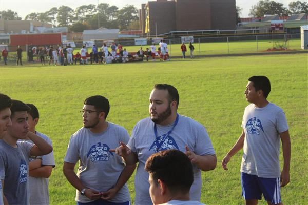 Photo Gallery / LECJ Soccer Team-2016