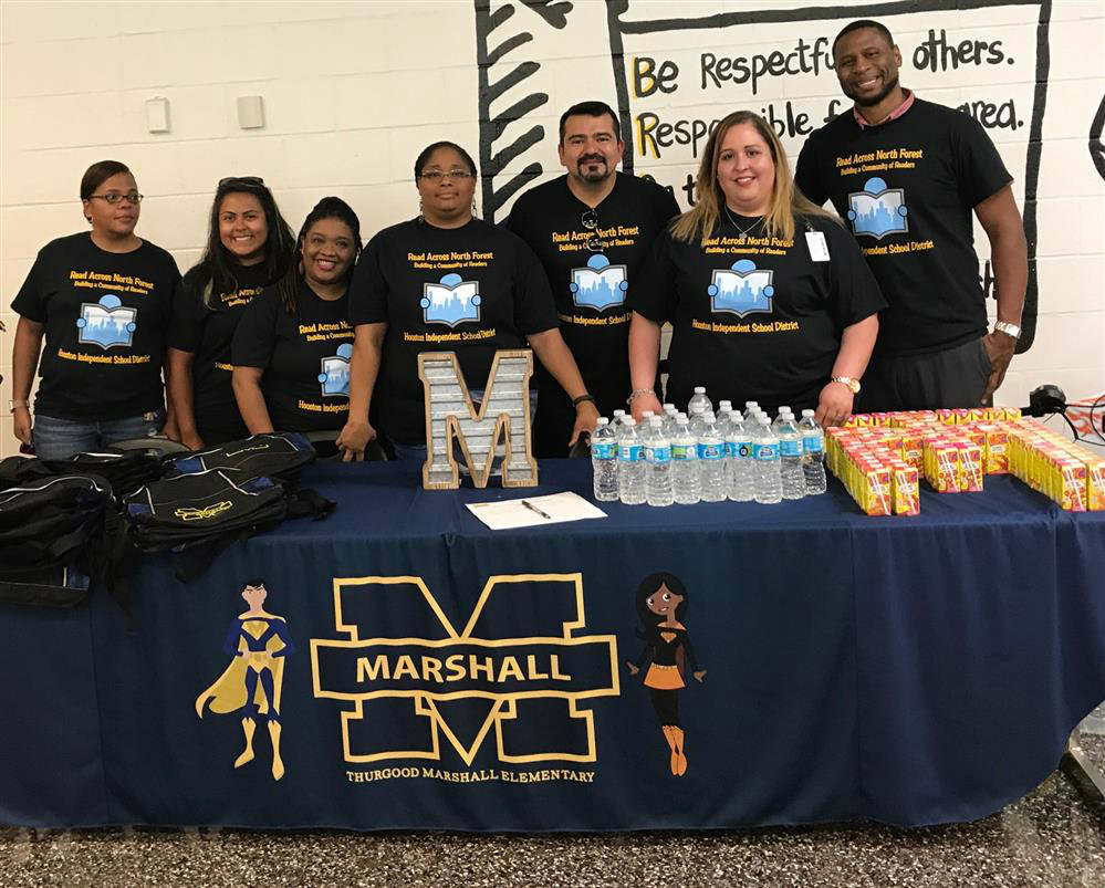Thurgood Marshall Elementary School / Homepage
