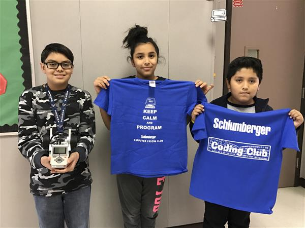 Schlumberger Coding Club