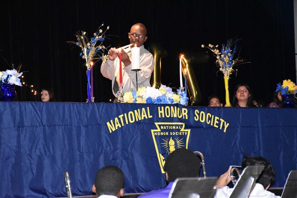 National Honor Society Nhs Induction Ceremony Photo Gallery