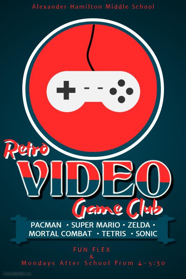 retro gaming club    retro gaming club