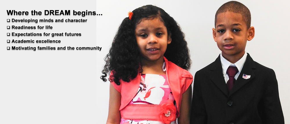 Martin Luther King Jr Early Childhood Center Homepage