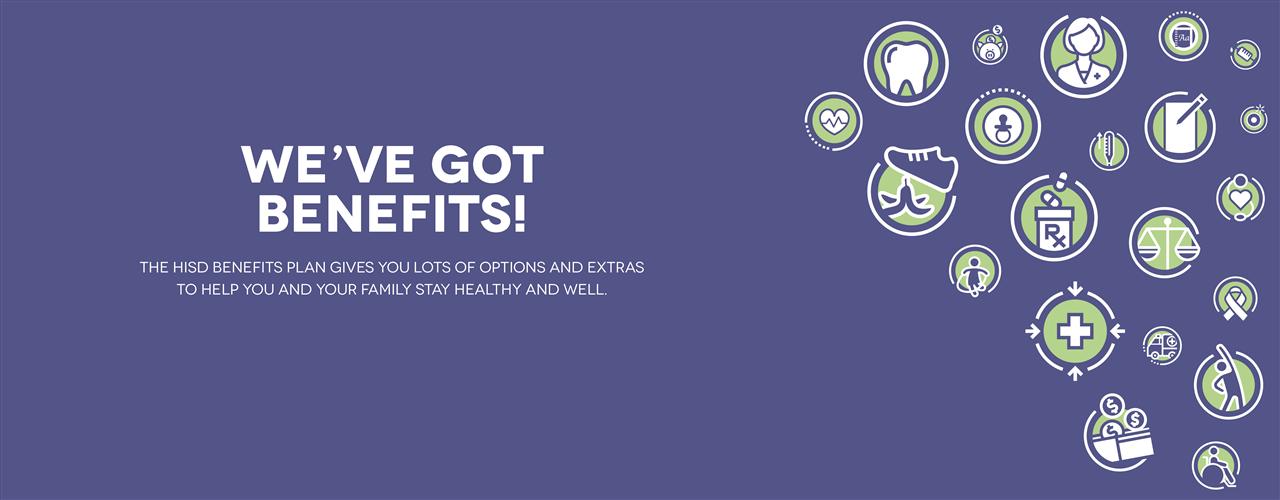 HISD Benefits / Homepage