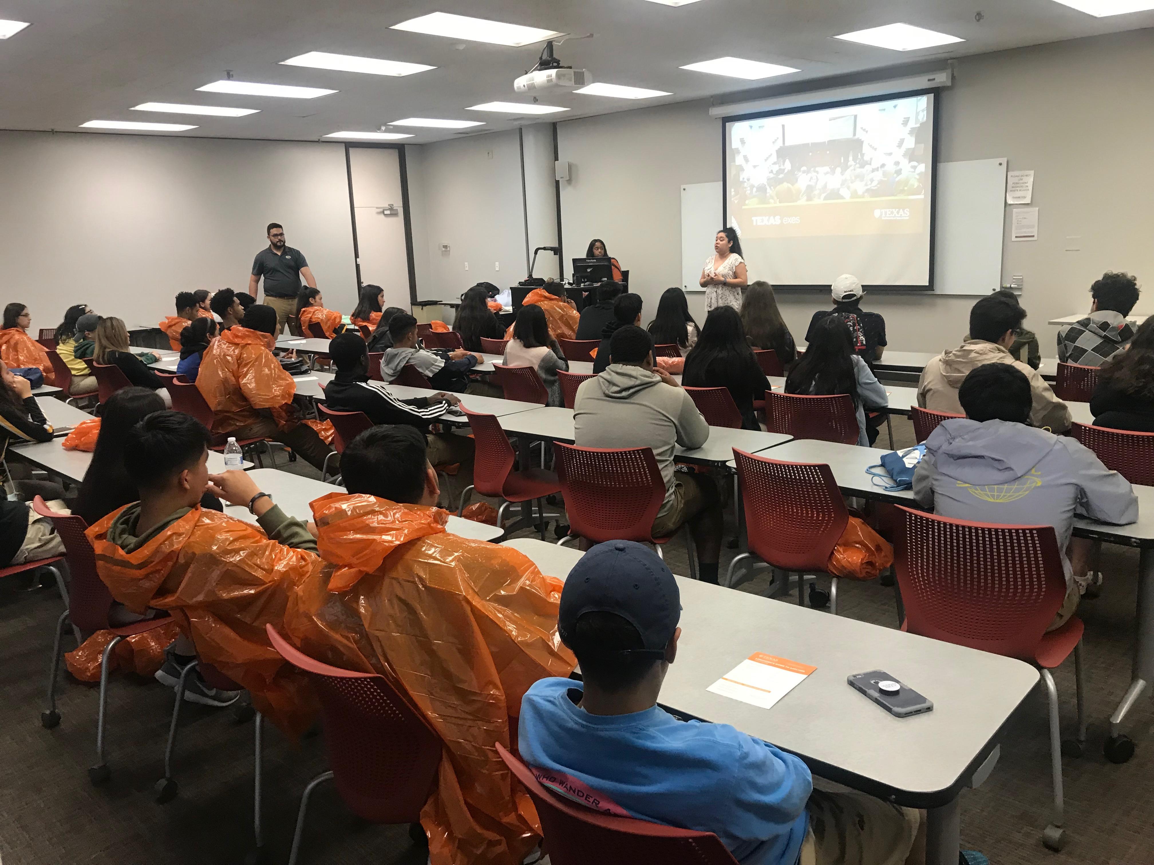 College Readiness / University of Texas