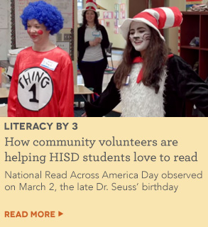 Celebrate National Read Aloud Month