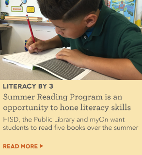 Summer Reading Program is an opportunity to hone literacy skills