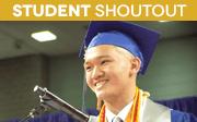 Student Shoutout